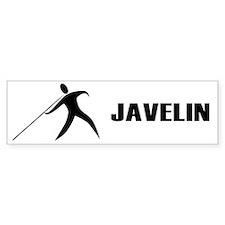 Javelin Bumper Bumper Sticker
