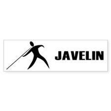 Javelin Bumper Car Sticker