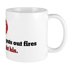 I Light His Fire Mug
