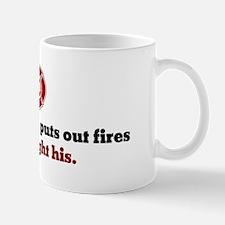 I Light His Fire Mug