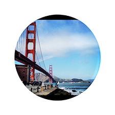 """Golden Gate 3.5"""" Button"""
