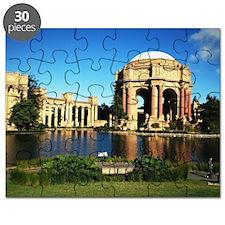 Palace of Fine Arts Puzzle