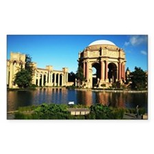 Palace of Fine Arts Decal