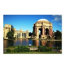Palace of Fine Arts Postcards (Package of 8)