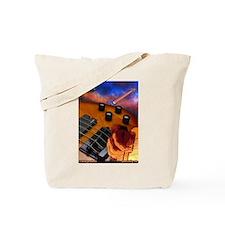 Bass Art 1 Tote Bag