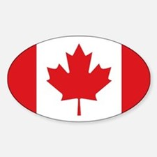 Canada National Flag Decal