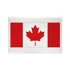 Canada National Flag Rectangle Magnet