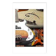 Bass Art 2 Postcards (Package of 8)