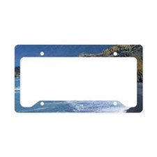 Northern Coast California  License Plate Holder