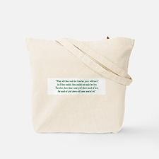 Lady Capulet Tote Bag