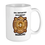 Army infantry Large Mugs (15 oz)