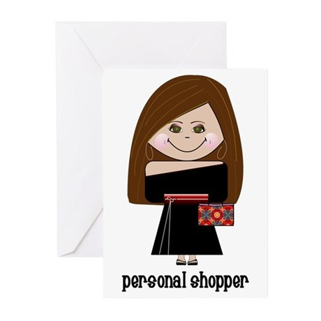 Personal Shopper Greeting Cards (Pk of 10)