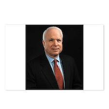 John McCain Postcards (Package of 8)