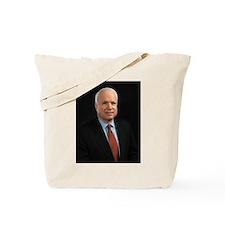 John McCain Tote Bag