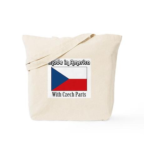 Czech Parts Tote Bag