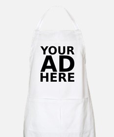 YOUR AD HERE BBQ Apron