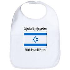 Israeli Parts Bib