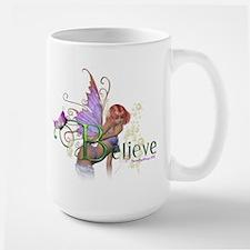 Believe Ceramic Mugs