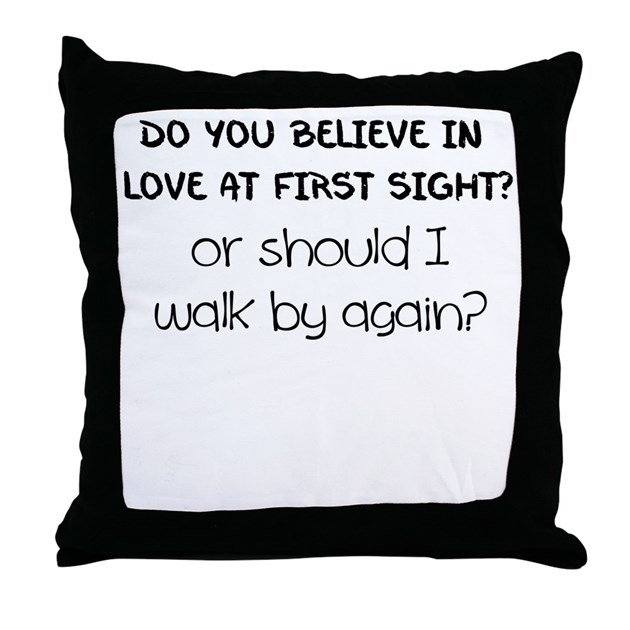 do you believe in love in first sight essay