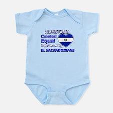El Salvadorian husband designs Infant Bodysuit