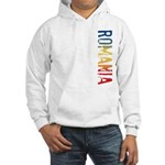 Romania Hooded Sweatshirt