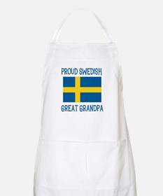 Swedish Great Grandpa BBQ Apron