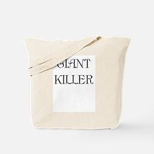 Giant Killer Tote Bag