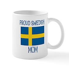 Proud Swedish Mom Coffee Mug