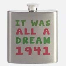 It Was All A Dream 1941 Flask