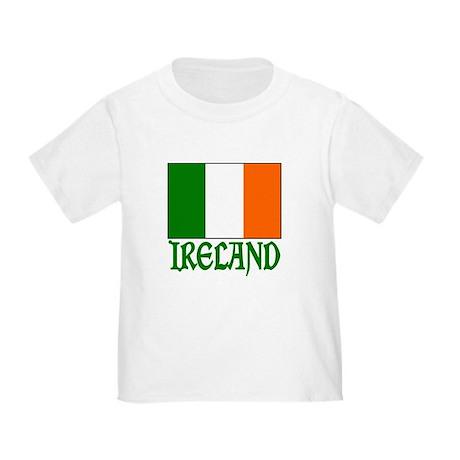 "Irish Flag & Ireland ""Vinque"" Infant T-Shirt"
