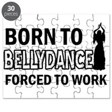 born to bellydance designs Puzzle