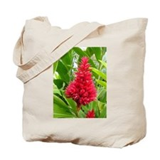 Torch Red Ginger Tote Bag