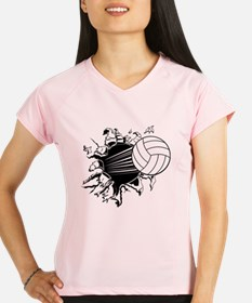 Volleyball Performance Dry T-Shirt