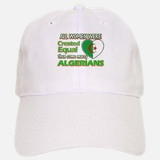 Algerians husband designs Baseball Baseball Cap