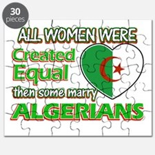 Algerians husband designs Puzzle