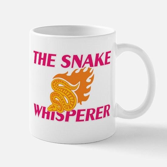 The Snake Whisperer Mugs