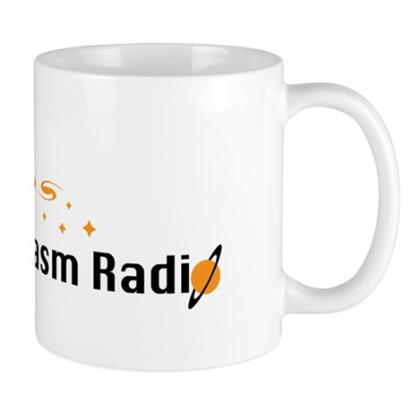 The Sciecegasm Radio Logo Mug