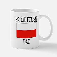 Proud Polish Dad Mug