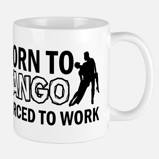 born to tango designs Mug