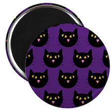 'Black Cats' Magnet