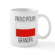 Proud Polish Grandpa Mug