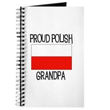 Proud Polish Grandpa Journal