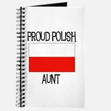 Proud Polish Aunt Journal