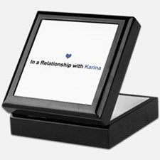 Karina Relationship Keepsake Box
