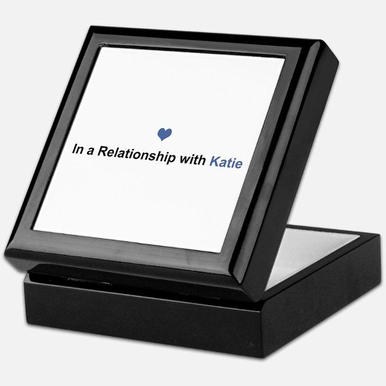 Katie Relationship Keepsake Box