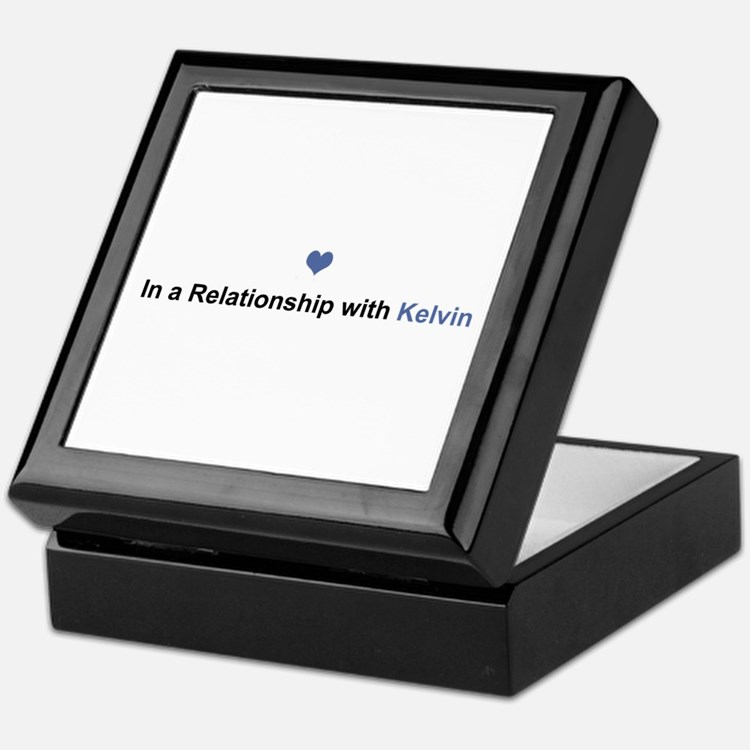 Kelvin Relationship Keepsake Box