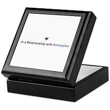 Kristopher Relationship Keepsake Box