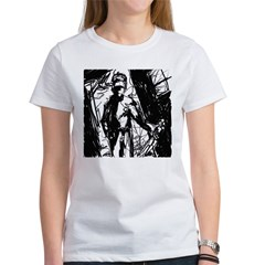 room with a knife guy Women's T-Shirt