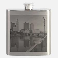 Columbus, Ohio Flask