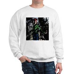 too crazy Sweatshirt